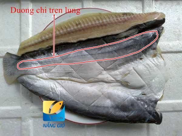 Khô cá dứa NẮNG GIÓ - chánh gốc Cần Giờ