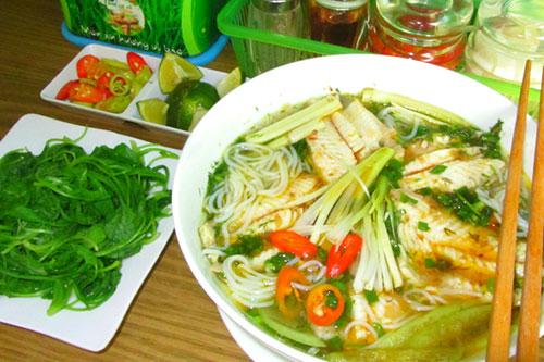 Mua bán cá mai tươi ngon Nha Trang làm bún cá mai