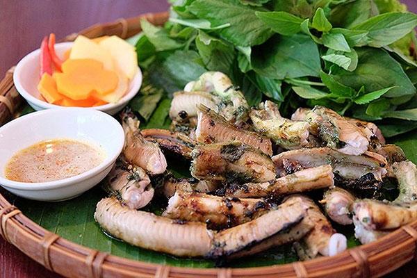 Mua bán cá ninja Quy Nhơn, cá giấu đầu lòi đuôi tươi ngon tại TpHCM, Sài Gòn nướng muối ớt