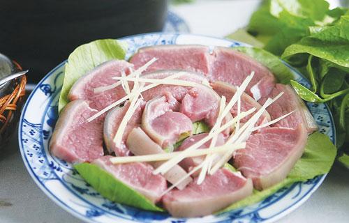 Chế biến thịt dê - Mua thịt dê ở đâu TPHCM