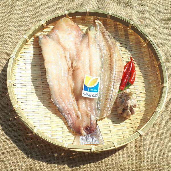 Quà biếu - Khô cá dứa 3 Nắng - đặc sản nam bộ làm Quà cho kiều bào
