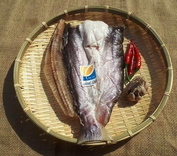 Giá khô cá dứa 1 ký bao nhiêu - Khô cá dứa 3 Nắng - đặc sản nam bộ làm Quà cho kiều bào