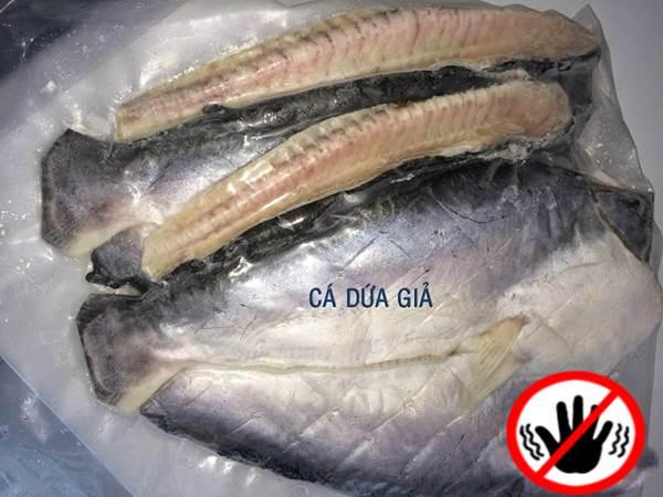 cá dứa giả - Khô cá dứa 3 Nắng - đặc sản nam bộ làm Quà cho kiều bào