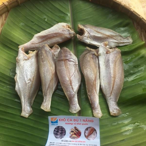 Khô cá lù đù sóc 1 nắng Vũng Tàu, Cần Giờ, Sóc Trăng tại TPHCM, Sài Gòn