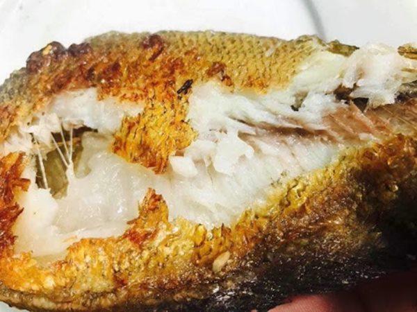 Quà khô cá sặc rằn - cá sặc bổi nổi tiếng Cà Mau tại mua tại sài gòn