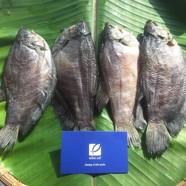 Bán khô cá sặc rằn - cá sặc bổi nổi tiếng Cà Mau tại TPHCM, Sài Gòn