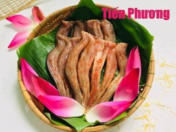 Quà biếu Khô Cá lóc 3 nắng, cá tràu, cá quả Hồng Ngự - Đồng Tháp  tại Sài Gòn, TPHCM