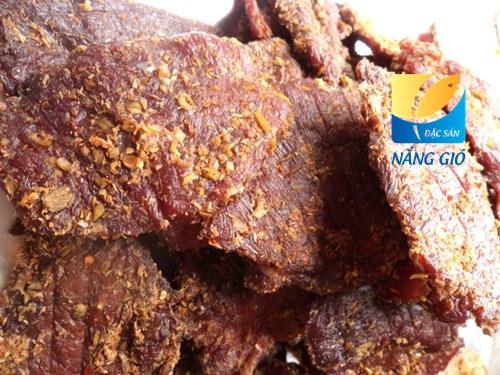 Nai 1 nắng Phú Yên - kèm muối kiến vàng