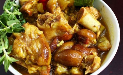 cách nấu thịt dê giả cày ngon